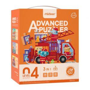 puzzle nivel 4, 3 en 1