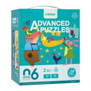 puzzle nivel 6, 2 en 1