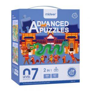 puzzle nivel 7, 2 en 1